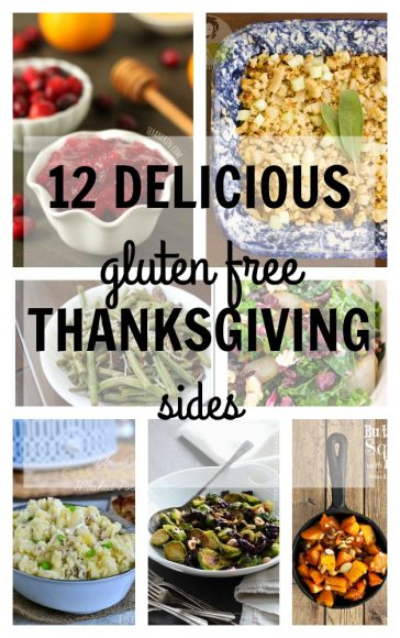 12 delicious gluten free thanksgiving sides