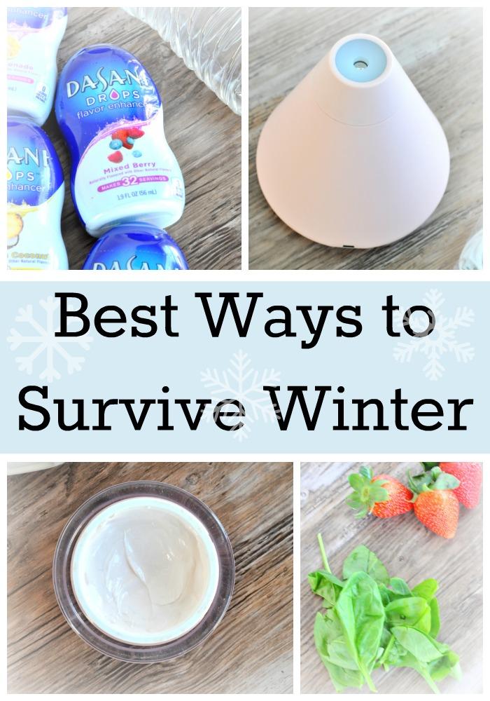Best Ways to Survive Winter