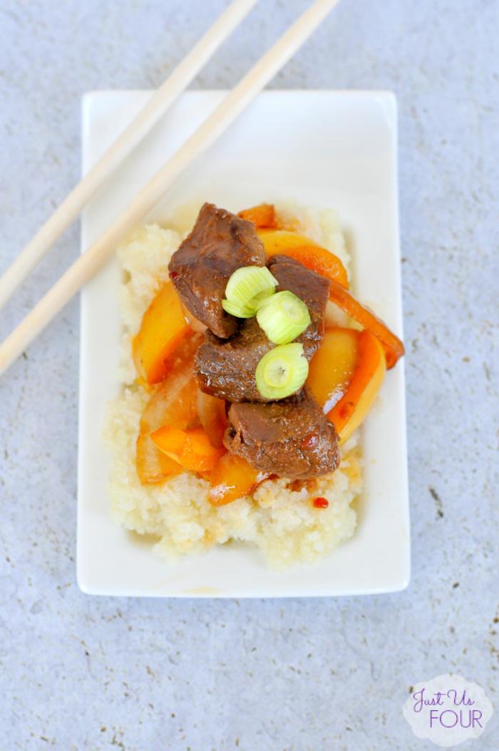 Paleo Asian Beef