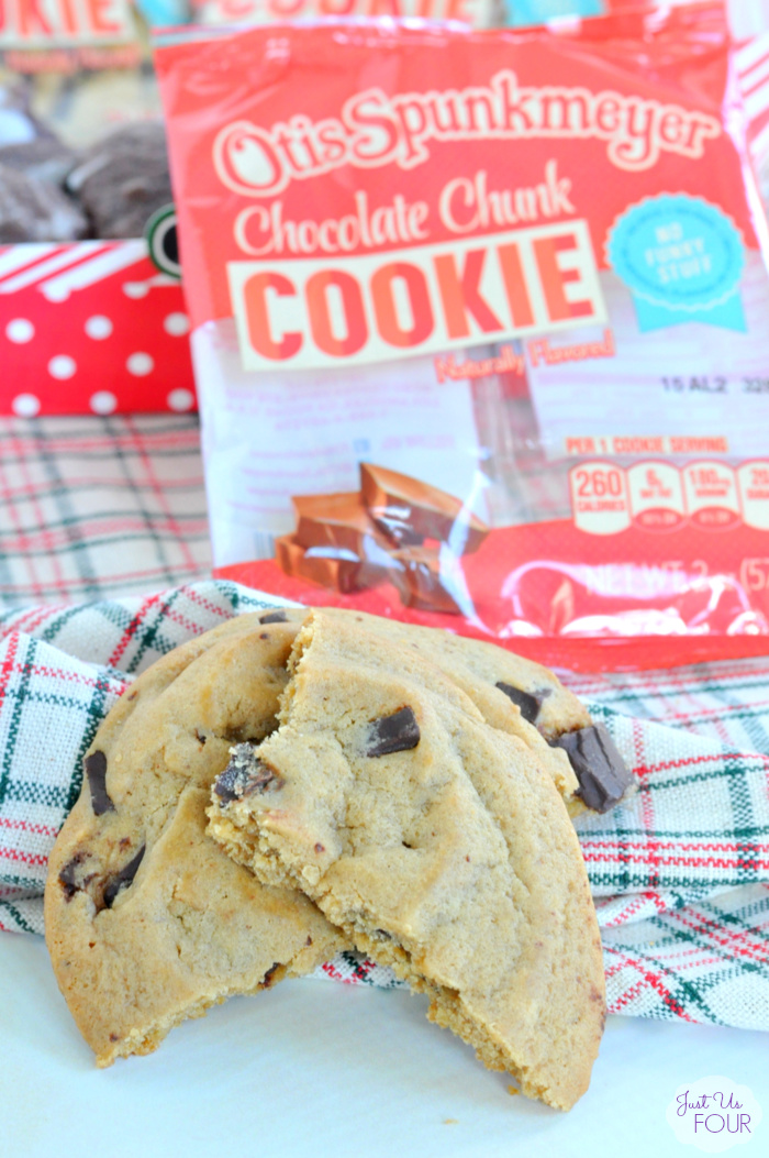 Otis Spunkmeyer Chocolate Chunk Cookie