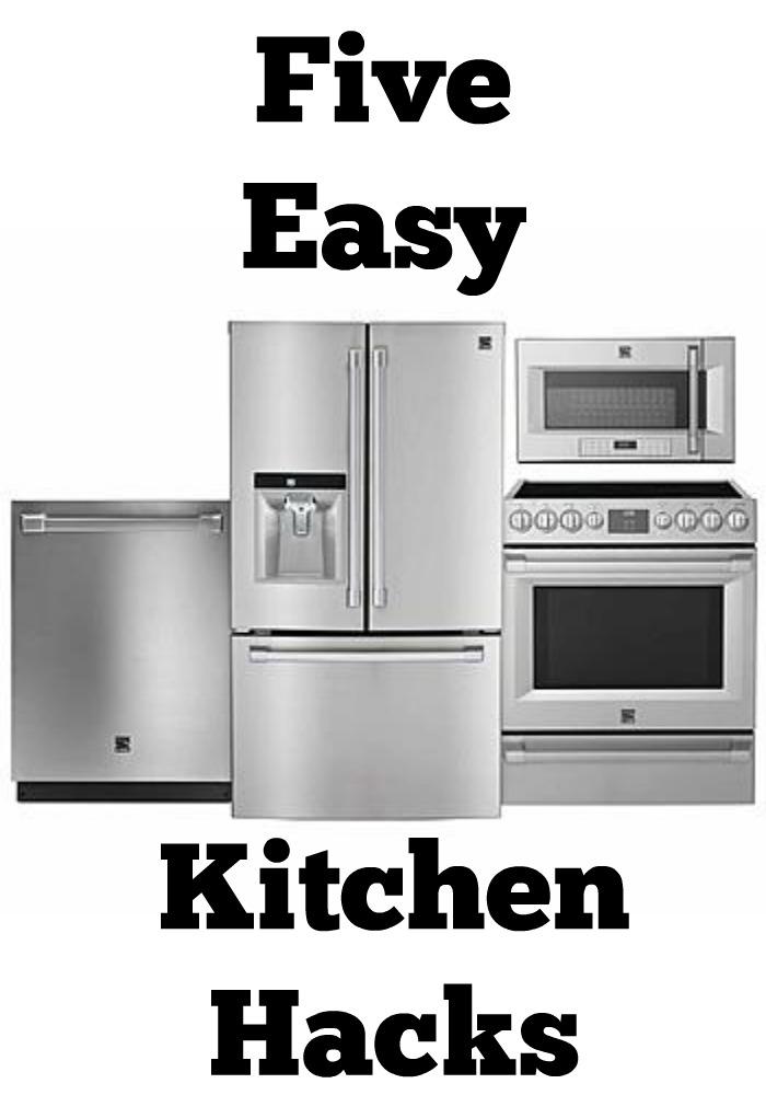5 Easy Kitchen Hacks for an Easier Life