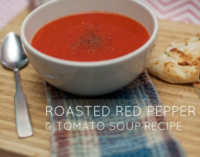 05 - Spaceships and Laser Beams - Roasted Red Pepper Soup