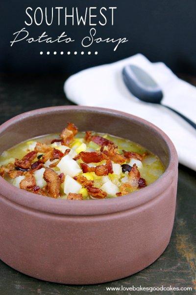 21 - Love Bakes Good Cakes - SW Sweet Potato Soup