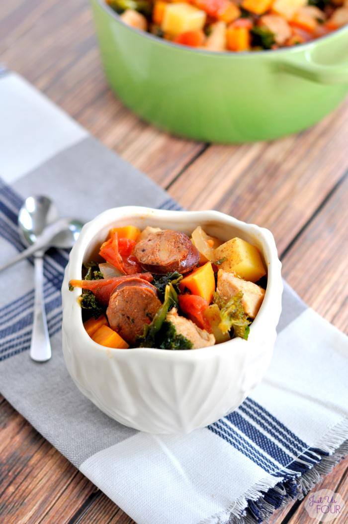 26 - 733 Blog - Chicken Chorizo Stew