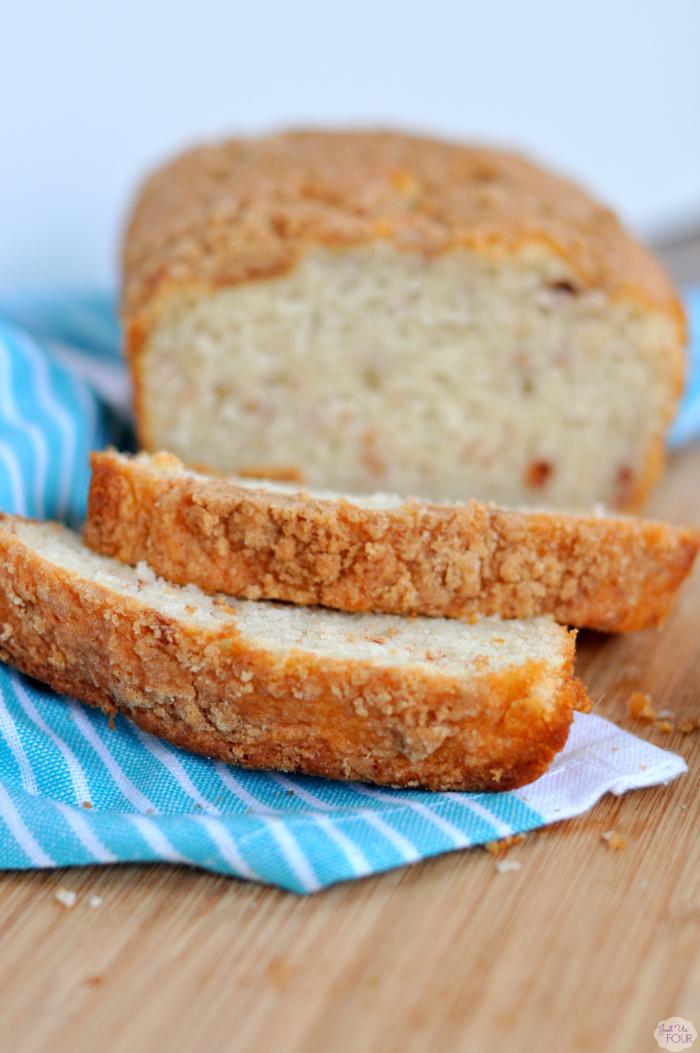 Cinnamon Quick Bread Recipe