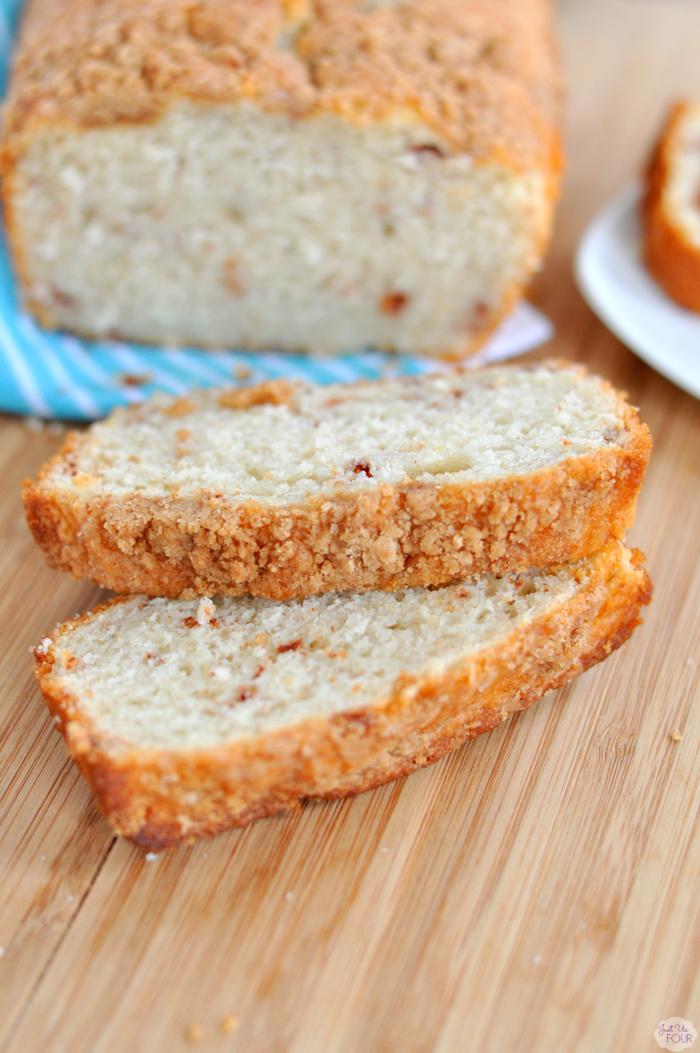 Easy Cinnamon Quick Bread