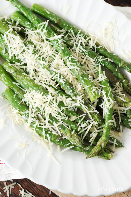 06 - Ella Claire Inspired - Worlds Best Asparagus