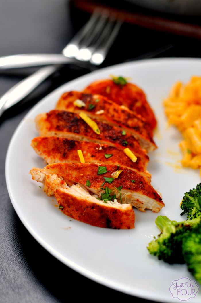Weeknight Meals: Lemon Paprika Chicken - My Suburban Kitchen