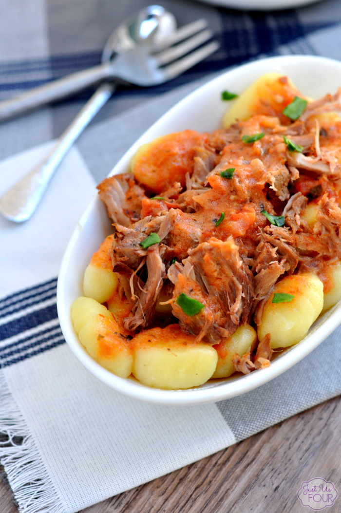 Yummy Slow Cooker Pork Ragu Recipe