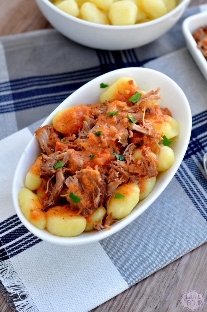 Slow Cooker Pork Ragu Recipe