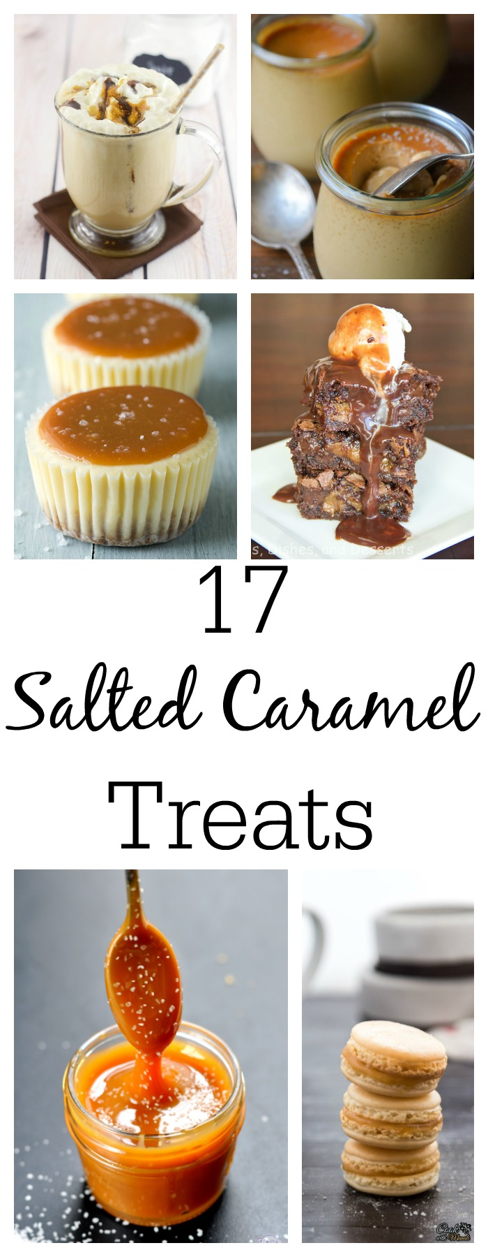 17 Salted Caramel Treats that Will Make You Forget Your Diet