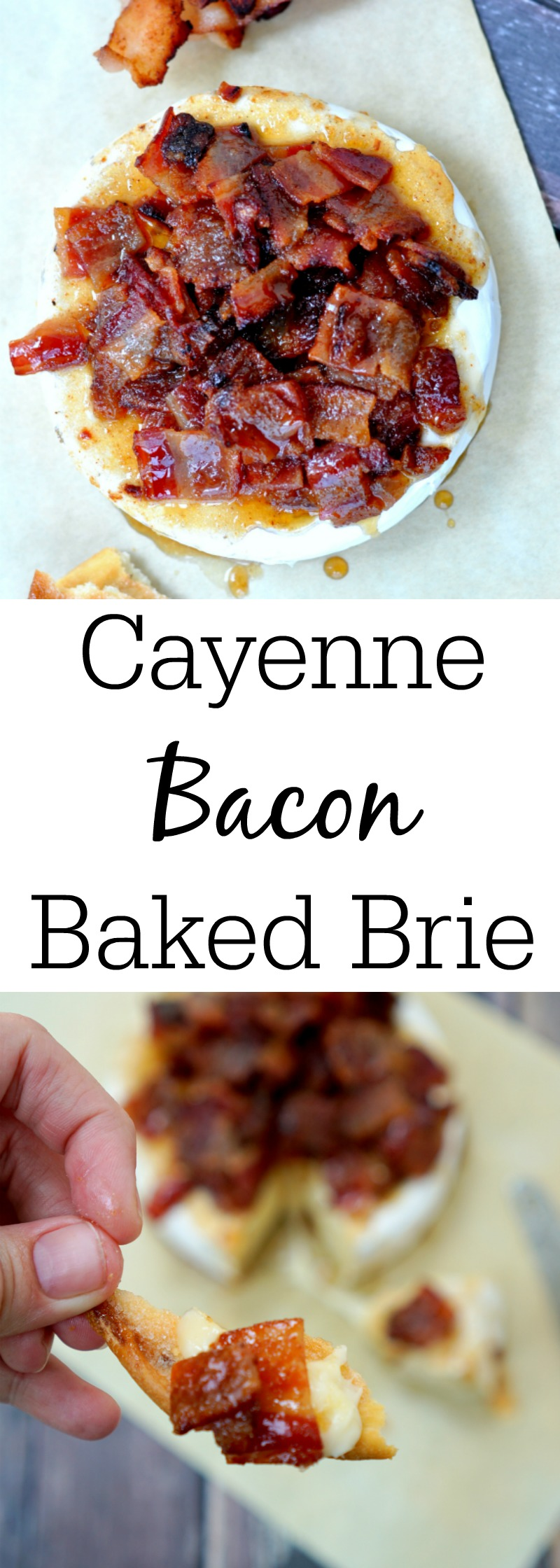 cayenne-candied-bacon-baked-brie