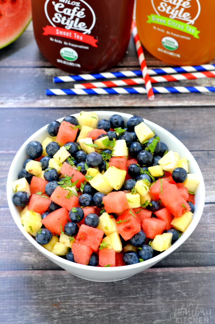 Mixed Fruit Salad