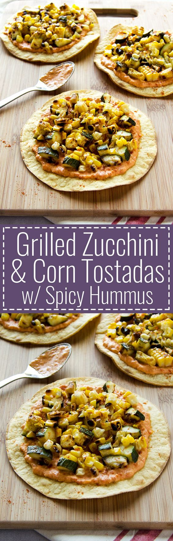 03 - Noming Through Life - Zucchini and Corn Tostadas