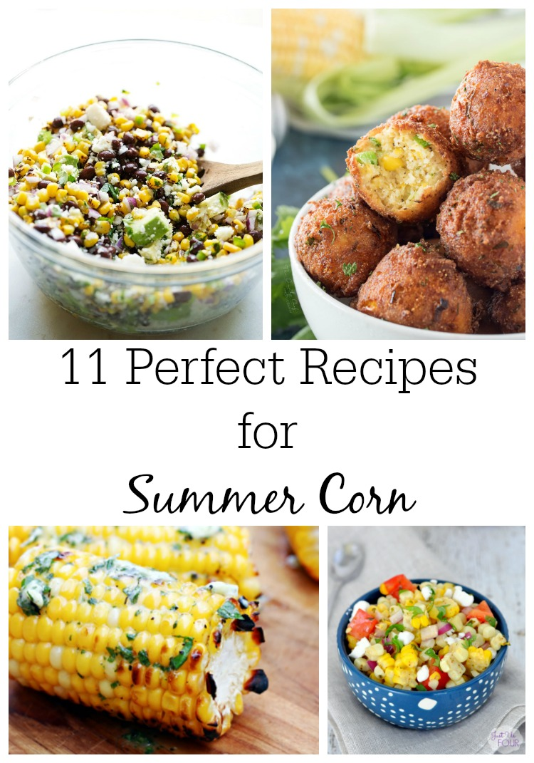 11 Perfect Recipes for Summer Corn