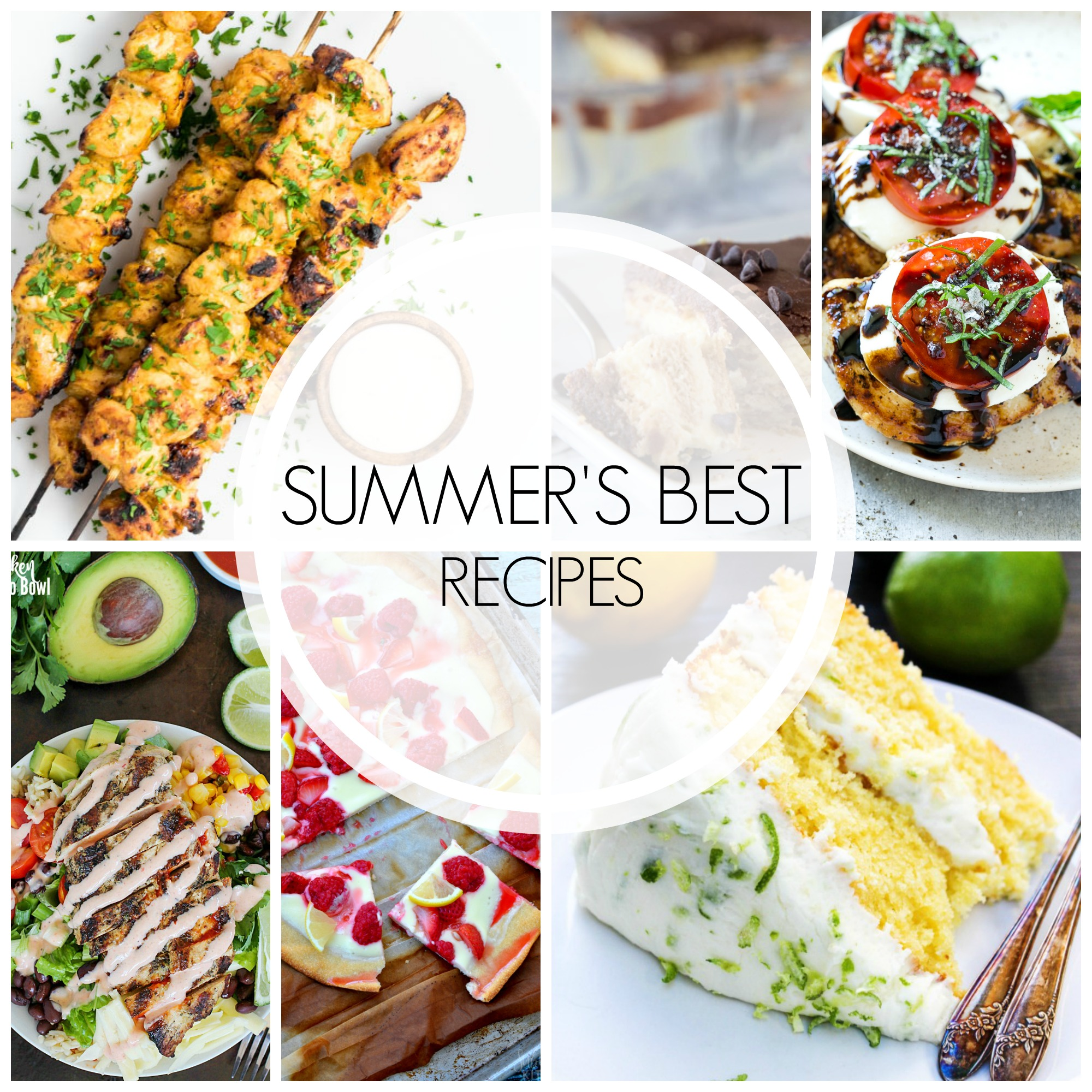 Best Summer Recipes Ever