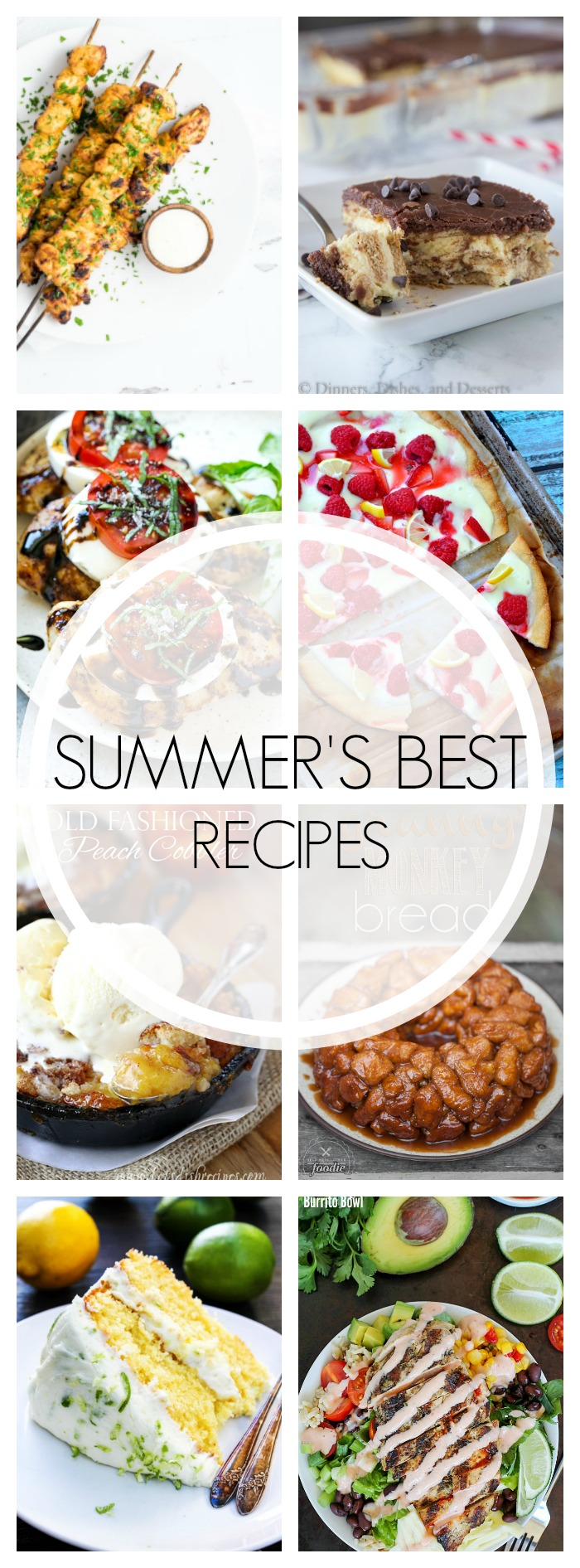 The Summer's Best Recipes