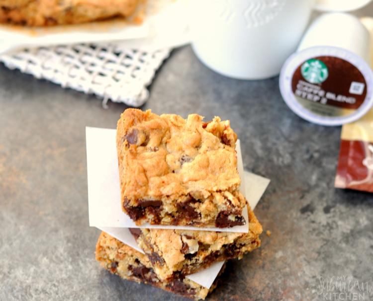 Dark Chocolate Oatmeal Fig Bars Recipe