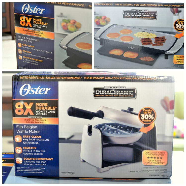 Oster giveaway prize