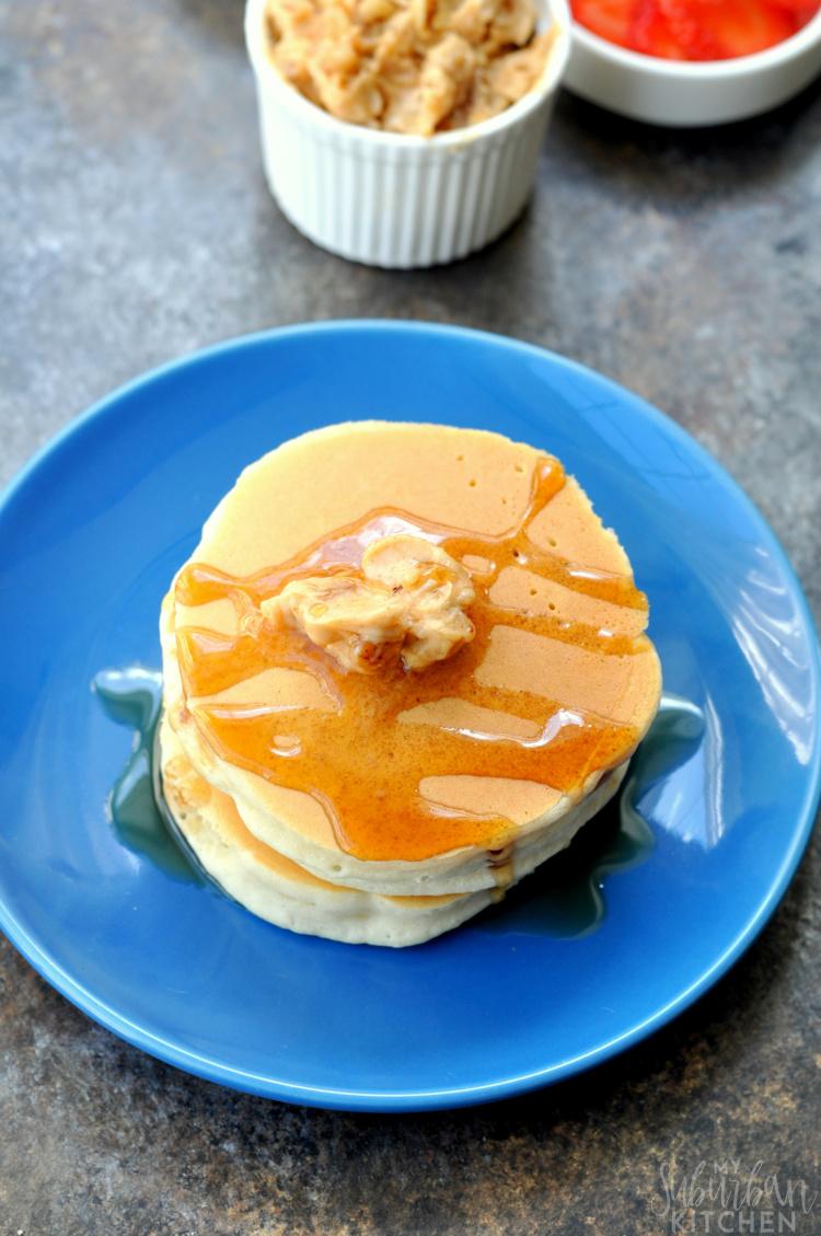 Honey Walnut Butter Breakfast Recipe