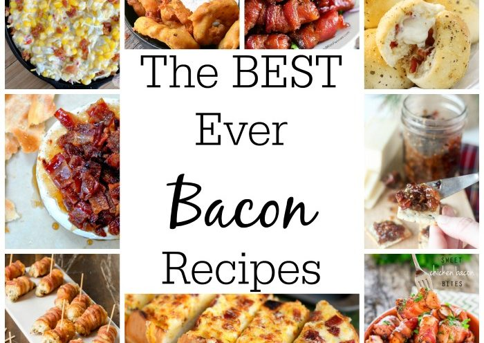 The Best Ever Bacon Recipes for Parties