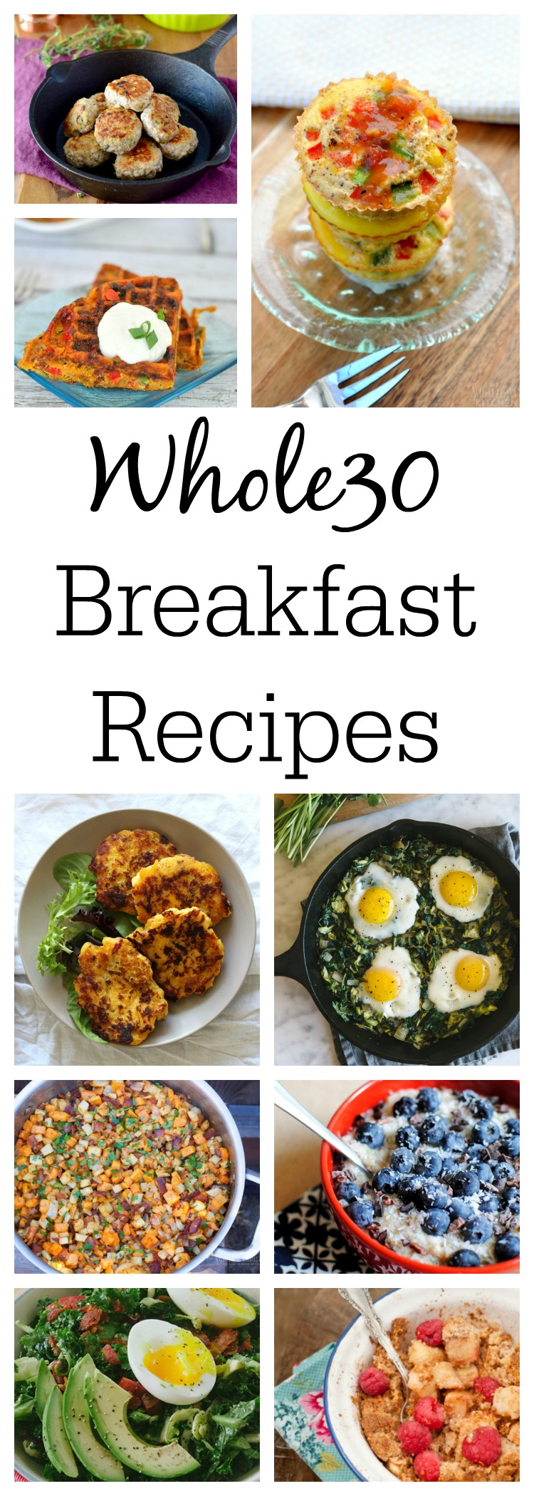 15 Whole30 Breakfast Recipes