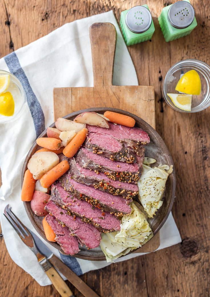 03 - The Cookie Rookie - Slow Cooker Corned Beef
