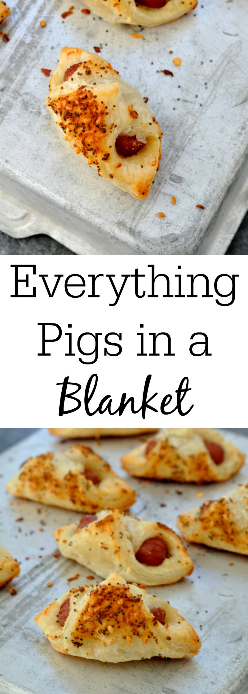 Everything Pigs in a Blanket