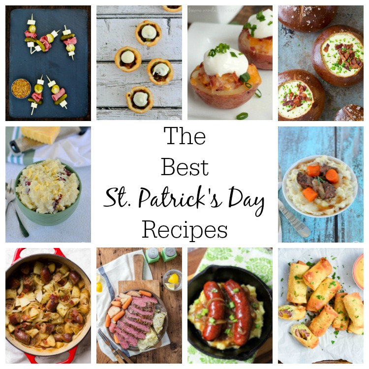 The Best St. Patrick's Day Recipes