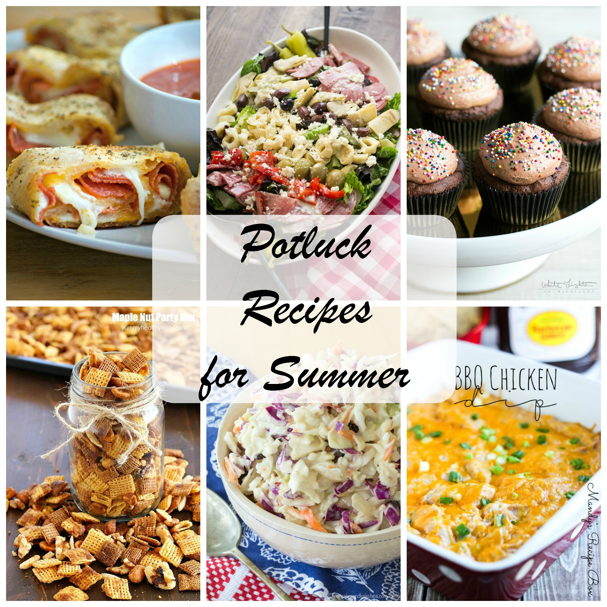 The Best Summer Recipes for Potlucks and BBQs