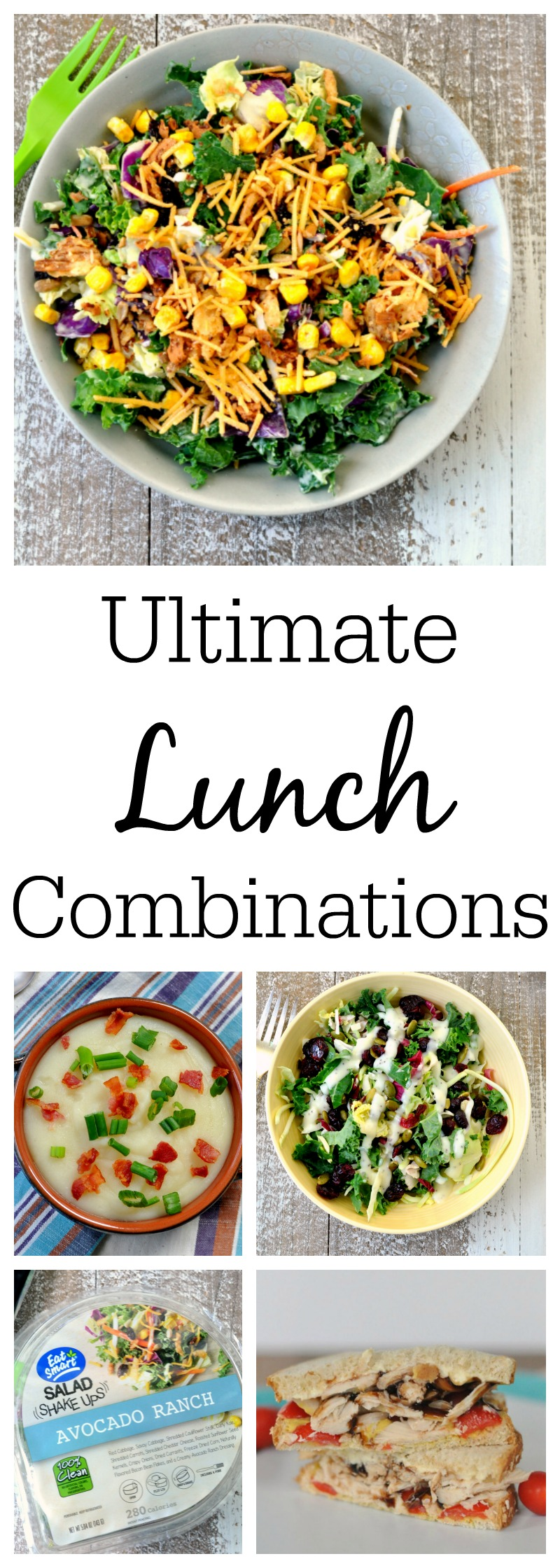 Ultimate Lunch Combinations