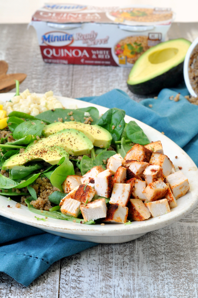 Mexican Quinoa Power Salad