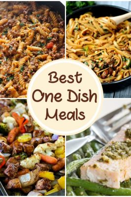 The Most Delicious One Pot Meals