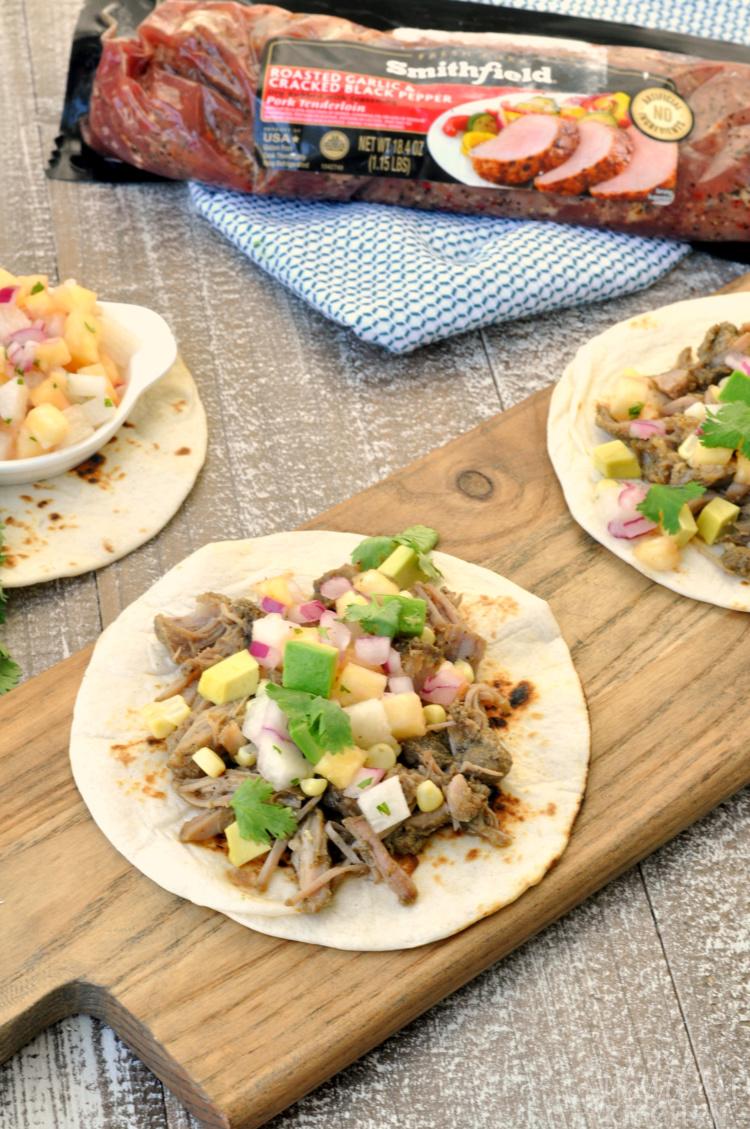 Easy Carnitas Tacos