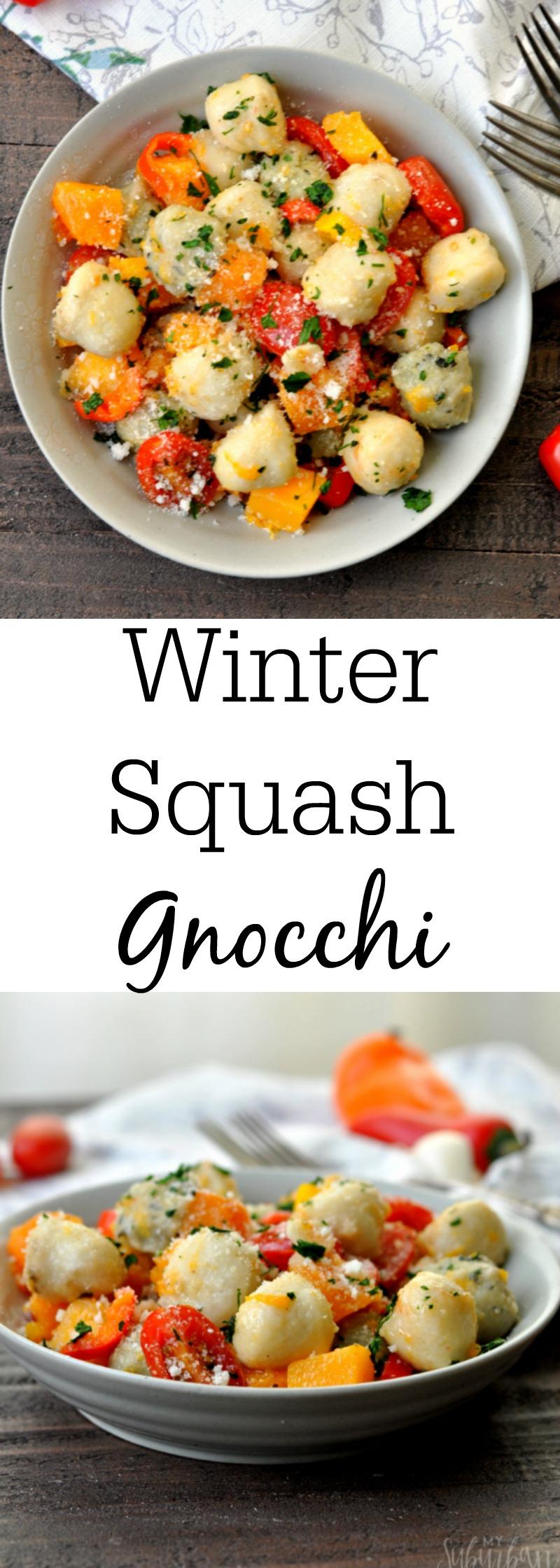 Winter Squash Gnocchi