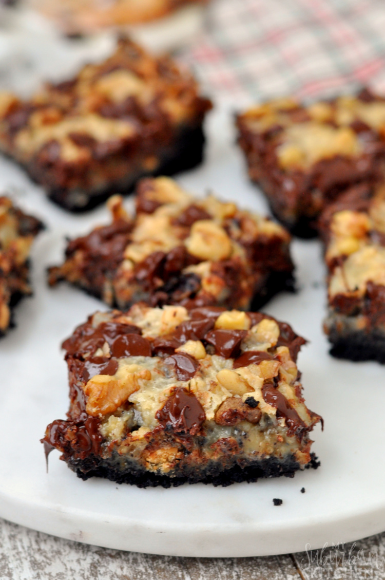 Chocolate Magic Bars