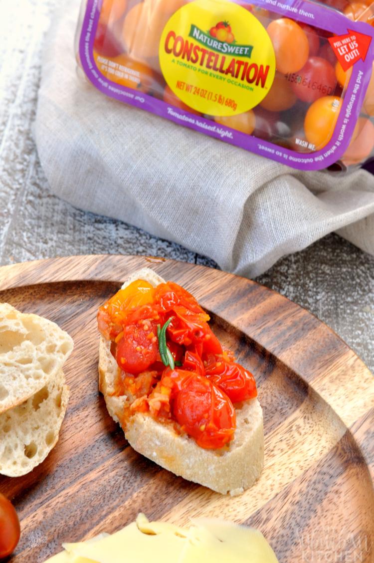Roasted Tomato Bacon Chutney