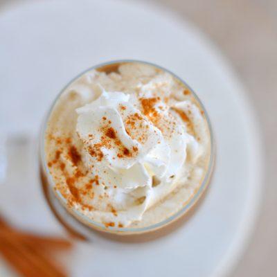 Rumchata Iced Coffee Cocktail