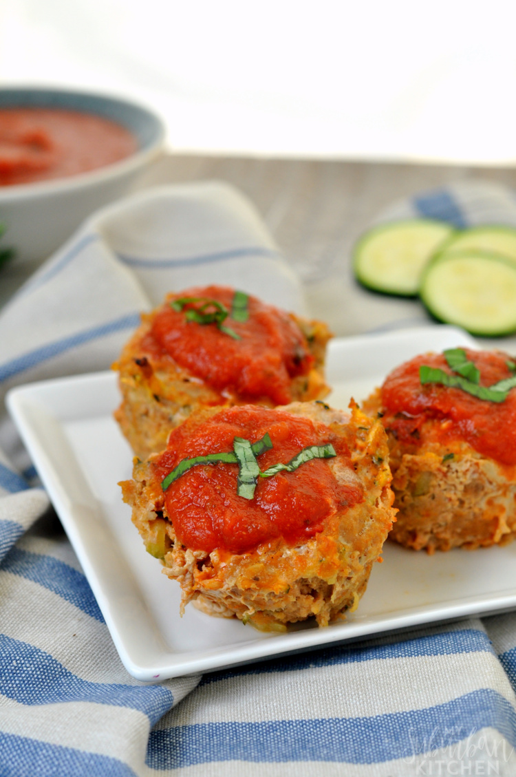Feta Turkey Meatloaf Muffins Photos