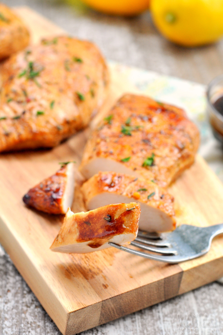 Million Dollar Grilled Chicken Breast Marinade