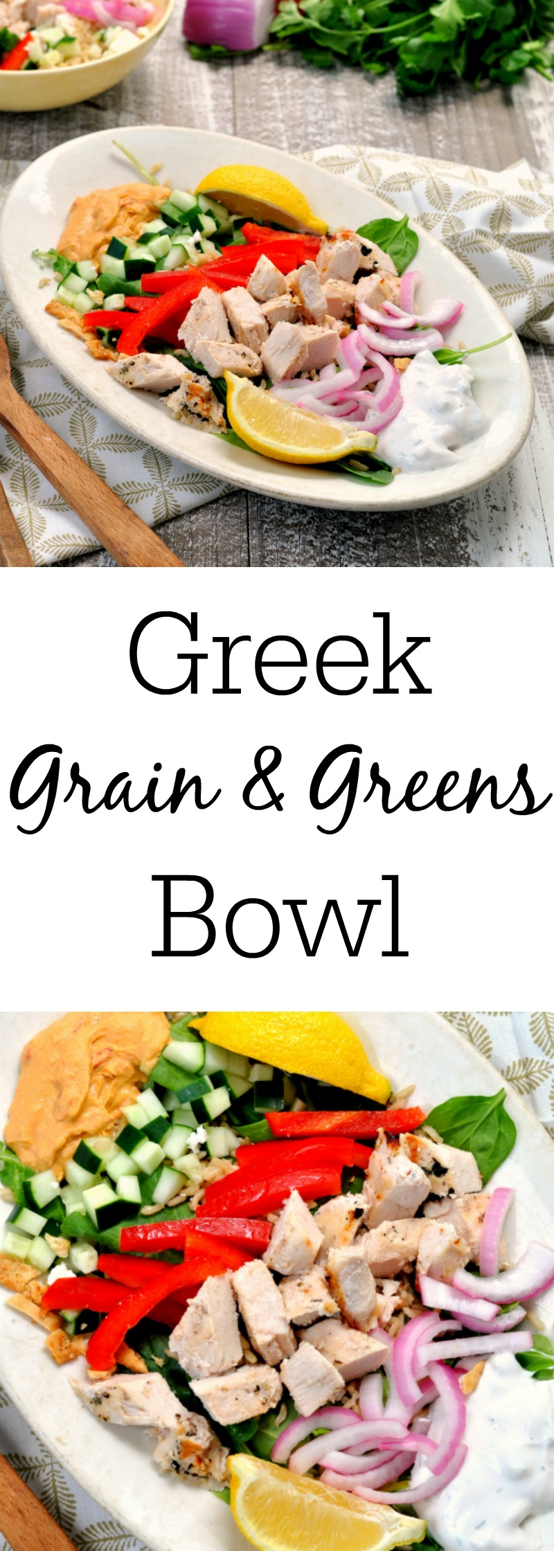 Long Pinterest Pin for Copycat Cava Grain Bowl