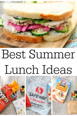 Best Summer Lunch Ideas