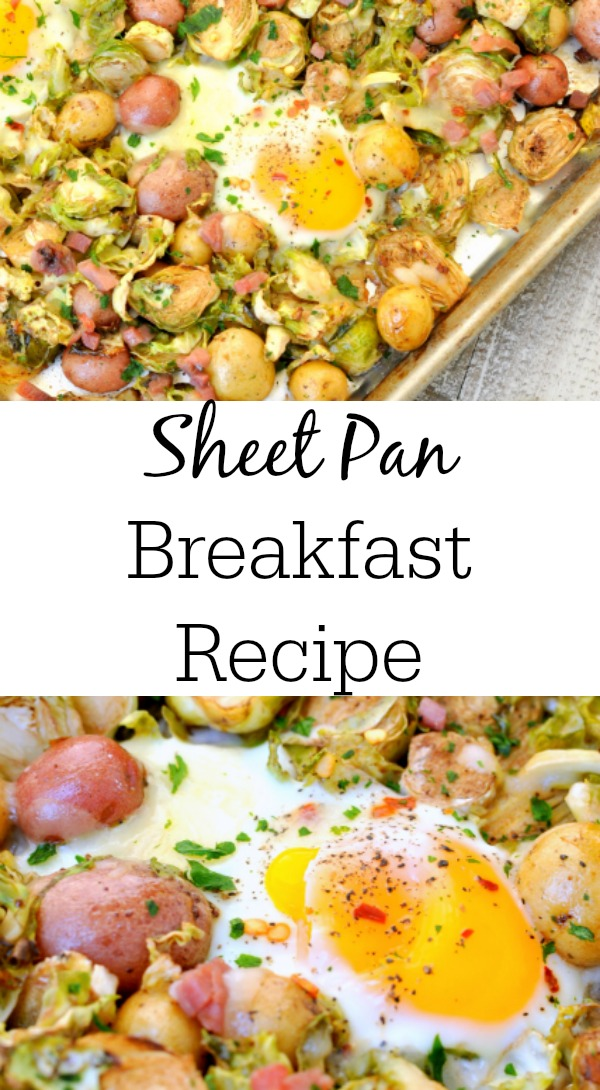 Sheet Pan Breakfast Recipe