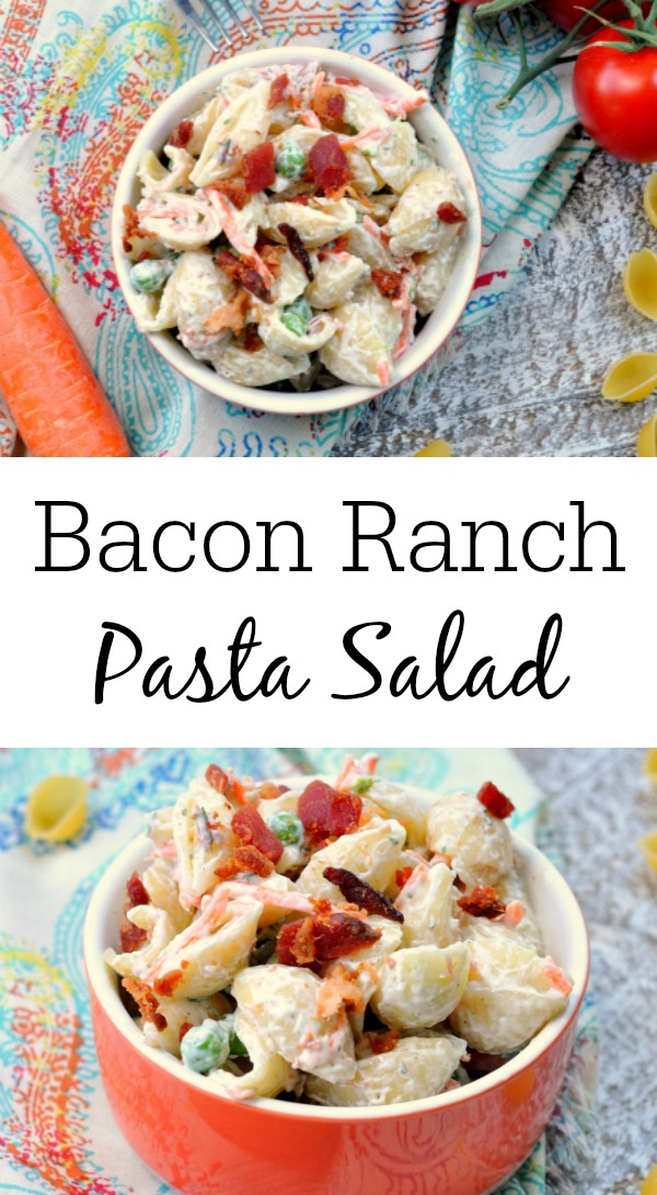 Bacon Ranch Easy Corn Salad Recipe