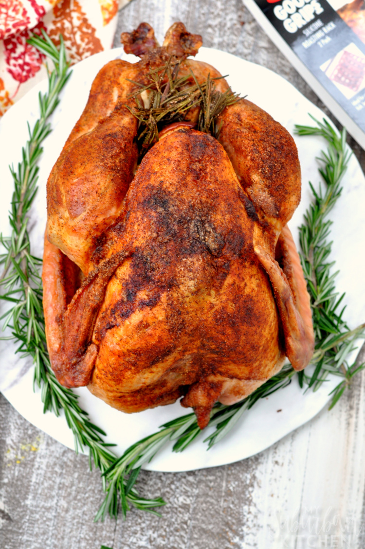 Photo of roasted turkey