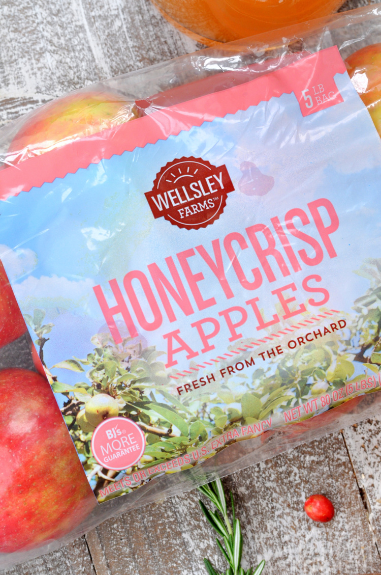 Bag of Honeycrisp Apples