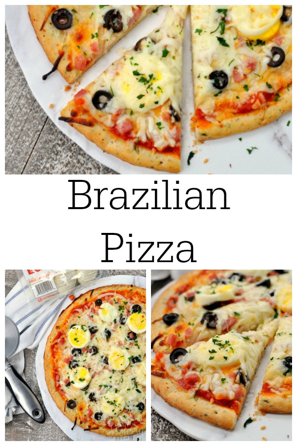 Brazilian Pizza