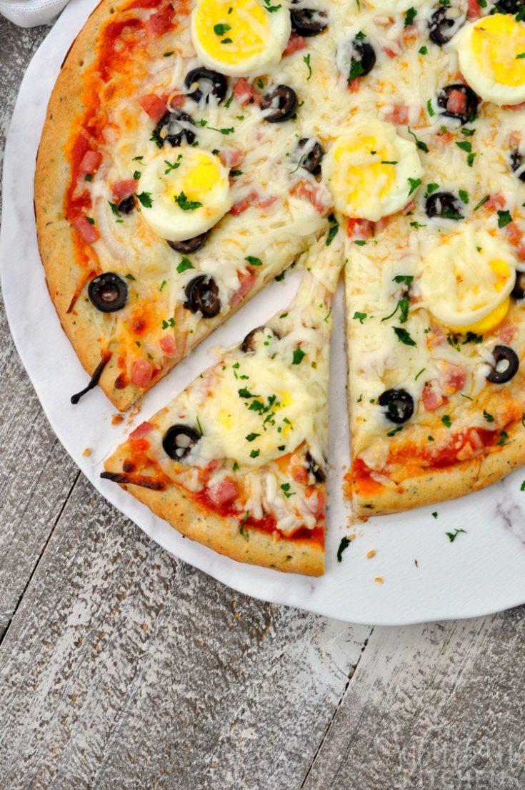 Brazilian Pizza (Portuguese Pizza)